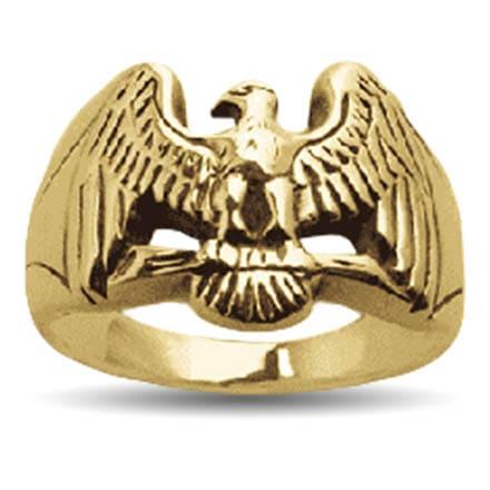 Washington Eagle ring inspiration